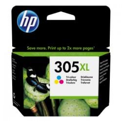 HP CARTUCCIA D\'INCHIOSTRO DIFFERENTI COLORI 3YM63AE 305 XL 200 COPIE ORIGINALE