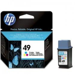 HP CARTUCCIA D\'INCHIOSTRO DIFFERENTI COLORI 51649AE 49 22.8ML