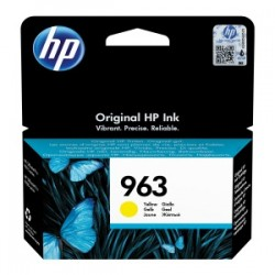 HP CARTUCCIA D\'INCHIOSTRO GIALLO 3JA25AE 963 700 COPIE  ORIGINALE