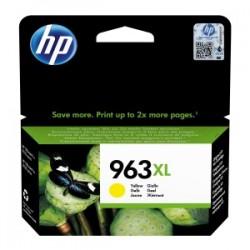 HP CARTUCCIA D\'INCHIOSTRO GIALLO 3JA29AE 963 XL 1600 COPIE  ORIGINALE