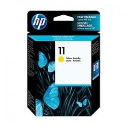 HP CARTUCCIA D\'INCHIOSTRO GIALLO C4838A 11 28ML  ORIGINALE