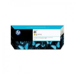 HP CARTUCCIA D\'INCHIOSTRO GIALLO C4933A 81 680ML