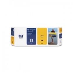 HP CARTUCCIA D\'INCHIOSTRO GIALLO C4943A 83 680ML UV