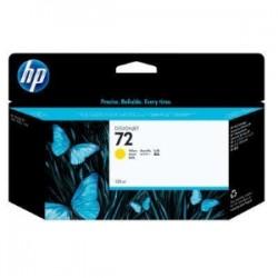 HP CARTUCCIA D\'INCHIOSTRO GIALLO C9373A 72 130ML  ORIGINALE