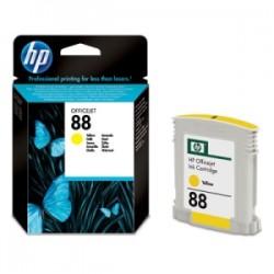 HP CARTUCCIA D\'INCHIOSTRO GIALLO C9388AE 88 ~900 COPIE