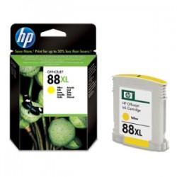 HP CARTUCCIA D\'INCHIOSTRO GIALLO C9393AE 88 XL ~1540 COPIE  ORIGINALE