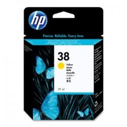 HP CARTUCCIA D\'INCHIOSTRO GIALLO C9417A 38 27ML CARTUCCIE D´INCHIOSTRO