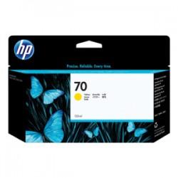 HP CARTUCCIA D\'INCHIOSTRO GIALLO C9454A 70 130ML  ORIGINALE