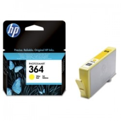 HP CARTUCCIA D\'INCHIOSTRO GIALLO CB320EE 364 300 COPIE 3.5ML  ORIGINALE