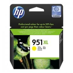 HP CARTUCCIA D\'INCHIOSTRO GIALLO CN048AE 951 XL 1500 COPIE  ORIGINALE