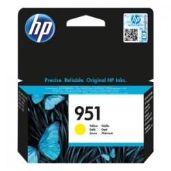 HP CARTUCCIA D\'INCHIOSTRO GIALLO CN052AE 951 700 COPIE  ORIGINALE