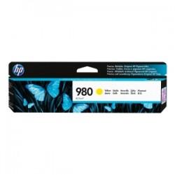 HP CARTUCCIA D\'INCHIOSTRO GIALLO D8J09A 980 6600 COPIE 83ML  ORIGINALE