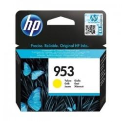 HP CARTUCCIA D\'INCHIOSTRO GIALLO F6U14AE 953 700 COPIE  ORIGINALE