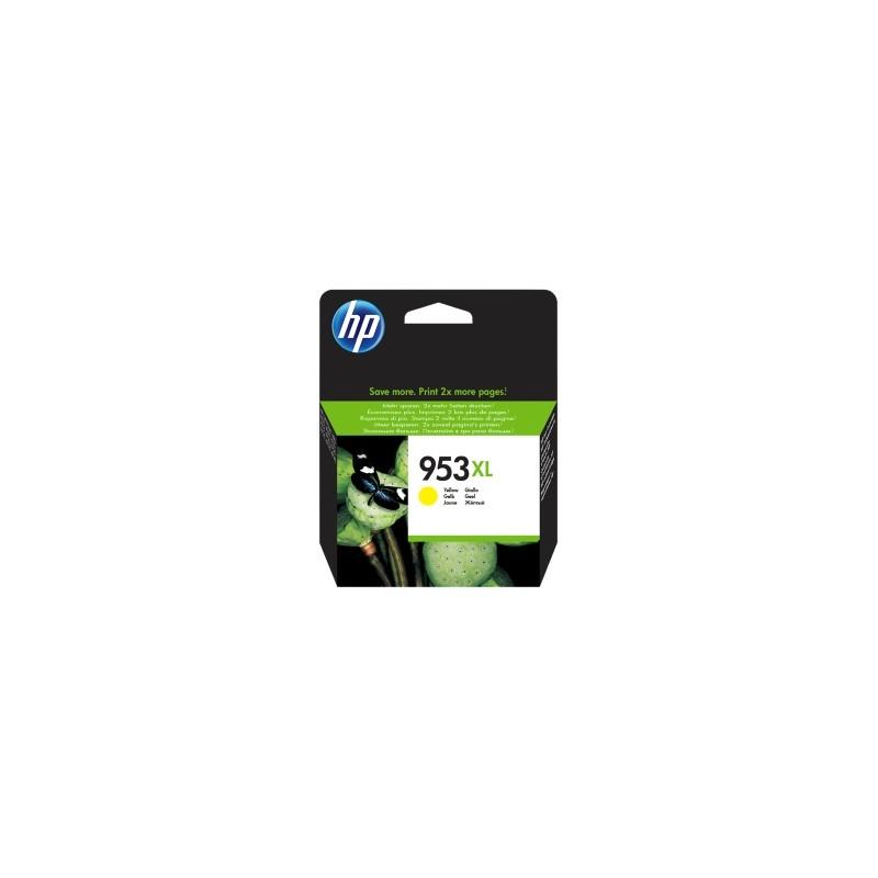 HP CARTUCCIA D\'INCHIOSTRO GIALLO F6U18AE 953 XL 1600 COPIE  ORIGINALE