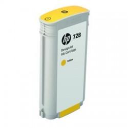 HP CARTUCCIA D\'INCHIOSTRO GIALLO F9J65A 728 130ML  ORIGINALE