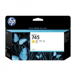 HP CARTUCCIA D\'INCHIOSTRO GIALLO F9J96A 745 130ML  ORIGINALE