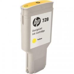 HP CARTUCCIA D\'INCHIOSTRO GIALLO F9K15A 728 300ML  ORIGINALE