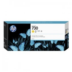 HP CARTUCCIA D\'INCHIOSTRO GIALLO P2V70A 730 300ML  ORIGINALE