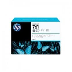 HP CARTUCCIA D\'INCHIOSTRO GRIGIO (SCURO) CM996A 761 400ML  ORIGINALE
