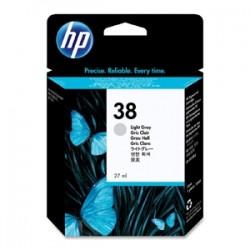 HP CARTUCCIA D\'INCHIOSTRO GRIGIO CHIARO C9414A 38 27ML CARTUCCIE D´INCHIOSTRO