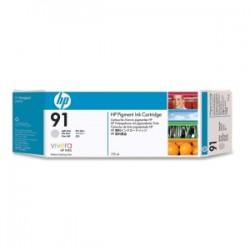 HP CARTUCCIA D\'INCHIOSTRO GRIGIO CHIARO C9466A 91 775ML  ORIGINALE