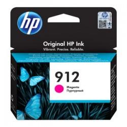 HP CARTUCCIA D\'INCHIOSTRO MAGENTA 3YL78AE 912 315 COPIE  ORIGINALE