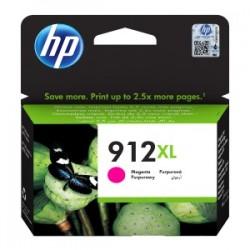 HP CARTUCCIA D\'INCHIOSTRO MAGENTA 3YL82AE 912 XL 825 COPIE  ORIGINALE