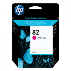 HP CARTUCCIA D\'INCHIOSTRO MAGENTA C4912A 82 69ML  ORIGINALE