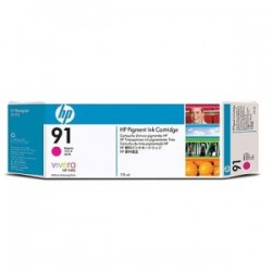 HP CARTUCCIA D\'INCHIOSTRO MAGENTA C9468A 91 775ML  ORIGINALE