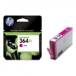 HP CARTUCCIA D\'INCHIOSTRO MAGENTA CB324EE 364 XL 750 COPIE 8ML  ORIGINALE