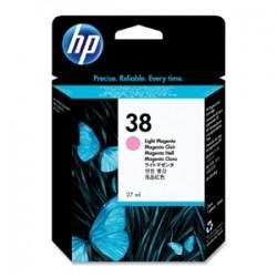 HP CARTUCCIA D\'INCHIOSTRO MAGENTA CHIARA C9419A 38 27ML CARTUCCIE D´INCHIOSTRO