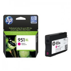 HP CARTUCCIA D\'INCHIOSTRO MAGENTA CN047AE 951 XL 1500 COPIE  ORIGINALE