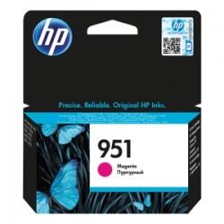 HP CARTUCCIA D\'INCHIOSTRO MAGENTA CN051AE 951 700 COPIE  ORIGINALE