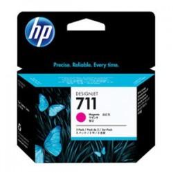 HP CARTUCCIA D\'INCHIOSTRO MAGENTA CZ131A 711 29ML  INK CARTRIDGE, STANDARD ORIGINALE