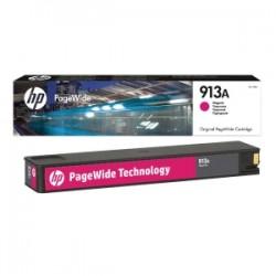 HP CARTUCCIA D\'INCHIOSTRO MAGENTA F6T78AE 913A 3000 COPIE  ORIGINALE