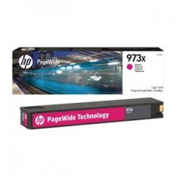 HP CARTUCCIA D\'INCHIOSTRO MAGENTA F6T82AE 973X 7000 COPIE  ORIGINALE