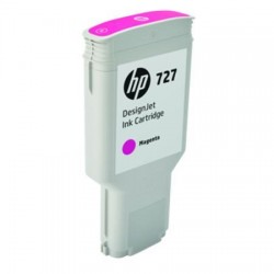 HP CARTUCCIA D\'INCHIOSTRO MAGENTA F9J77A 727 300ML  ORIGINALE