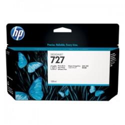 HP CARTUCCIA D\'INCHIOSTRO NERO (FOTO) B3P23A 727 130ML  ORIGINALE