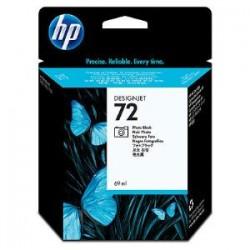HP CARTUCCIA D\'INCHIOSTRO NERO (FOTO) C9397A 72 69ML  ORIGINALE