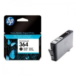 HP CARTUCCIA D\'INCHIOSTRO NERO (FOTO) CB317EE 364 PER 130 FOTO ORIGINALE