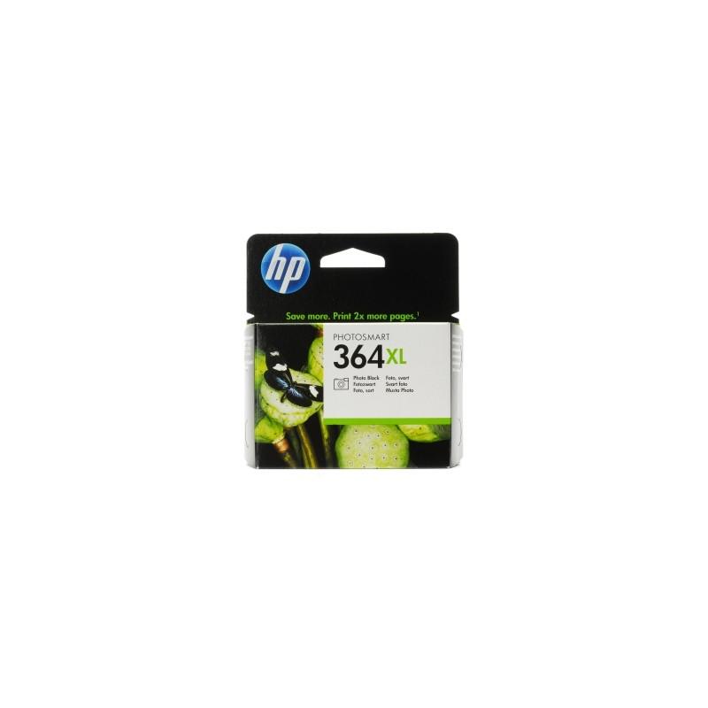 HP CARTUCCIA D\'INCHIOSTRO NERO (FOTO) CB322EE 364 XL 290 COPIE PER 290 FOTO ORIGINALE
