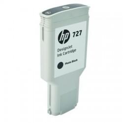 HP CARTUCCIA D\'INCHIOSTRO NERO (FOTO) F9J79A 727 300ML  ORIGINALE