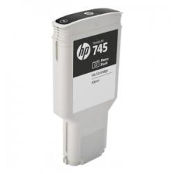 HP CARTUCCIA D\'INCHIOSTRO NERO (FOTO) F9K04A 745 300ML  ORIGINALE