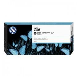 HP CARTUCCIA D\'INCHIOSTRO NERO (FOTO) P2V82A 746 300ML  ORIGINALE