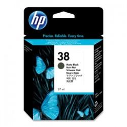 HP CARTUCCIA D\'INCHIOSTRO NERO (OPACO) C9412A 38 27ML CARTUCCIE D´INCHIOSTRO