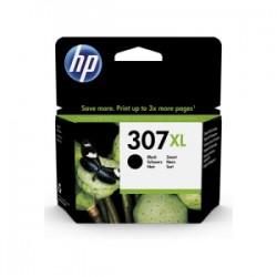 HP CARTUCCIA D'INCHIOSTRO NERO 3YM64AE 307 XL 400 COPIE ORIGINALE