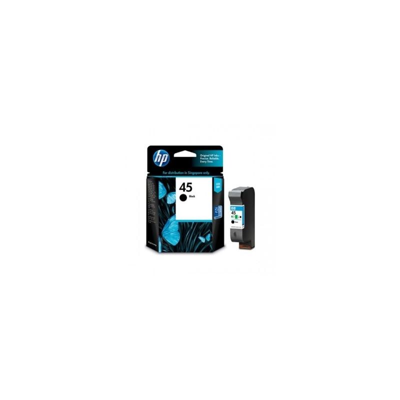 HP CARTUCCIA D\'INCHIOSTRO NERO 51645G 45 ~490 COPIE 21ML