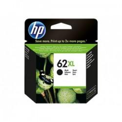 HP CARTUCCIA D\'INCHIOSTRO NERO C2P05AE 62 XL 600 COPIE  ORIGINALE