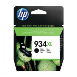 HP CARTUCCIA D\'INCHIOSTRO NERO C2P23AE 934 XL 1000 COPIE  ORIGINALE
