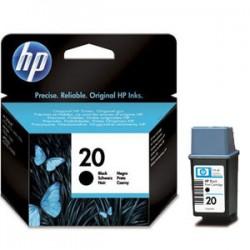 HP CARTUCCIA D\'INCHIOSTRO NERO C6614DE 20 28ML